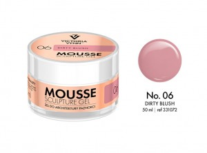 Victoria Vynn - Mousse Sculpture Gel - 06 - Dirty Blush 50ml